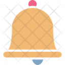 Alert Bell Christmas Bell Icon