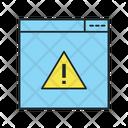 Alert Error Missing Icon