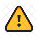 Alert Notification Information Icon