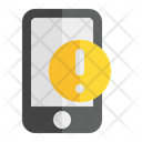 Alert Warning Menu Icon