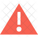 Alert Risk Exclamation Mark Icon