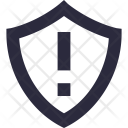 Alert Shield Warning Icon