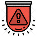 Alert Alarm Warning Icon