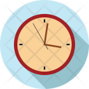 Alert Clock Time Icon