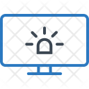 Alert Emergency Warning Icon