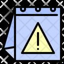 Alert Careful Cautious Icon
