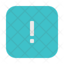 Warning Notice Announcement Icon