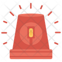 Alert Siren Reminder Icon