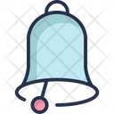 Alert Bell Hand Bell Icon