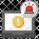 Alert Computing Warning Icon