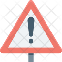 Alert Attention Caution Icon