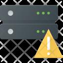 Alert database Icon