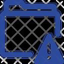 Alert Folder Icon