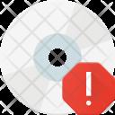 Compact Alert Storage Icon