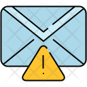Alert Message Mail Icon