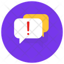 Alert Message Warning Message Message Error Icon