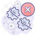 Alert process Icon