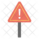Alert Sign Attention Icon