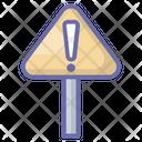 Alert Sign Attention Danger Icon