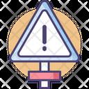 Alert Sign Alert Attention Icon