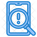 Alert Smartphone Icon
