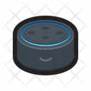 Voice Assistant Alexa Siri Icon