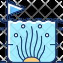 Algaculture Algae Aquaculture Icon