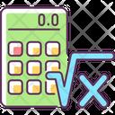 Algebra Calculator School Icon