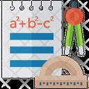 Maths Study Algebra Algebra And Geometry Icon
