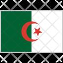Algeria Flag Country Icon