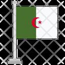 Algeria Country National Icon