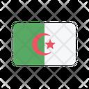 Algeria Dz Icon
