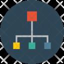 Algorithm Flowchart Structure Icon