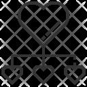 Algorithm Heart Love Icon