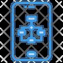 Algorithm Smartphone Programming Icon