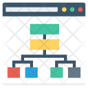Algorithm Catalog Map Icon