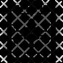 Algorithm Workflow Scheme Icon