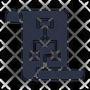 Algorithm Scheme Strategy Icon