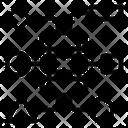 Algorithm Internet Network Icon