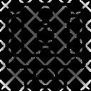 Algorithm Flowchart Web Page Icon