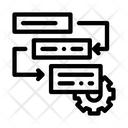 Gear Algorythm System Icon