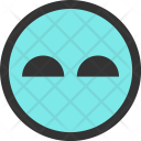 Alien Emoji Face Icon