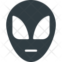 Alien Fiction Visitor Icon