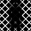 Alien Attitude Nonnative Icon