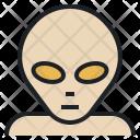Alien Monster Ufo Icon