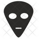 Alien Face Man Icon