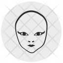 Alien Skin Mask Icon