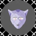 Alien Mask Hero Icon