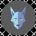 Alien Hero Mask Icon