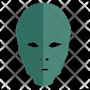 Alien Man Hero Icon